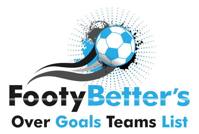 FootyBetter Over 2.5 Goals Team List
