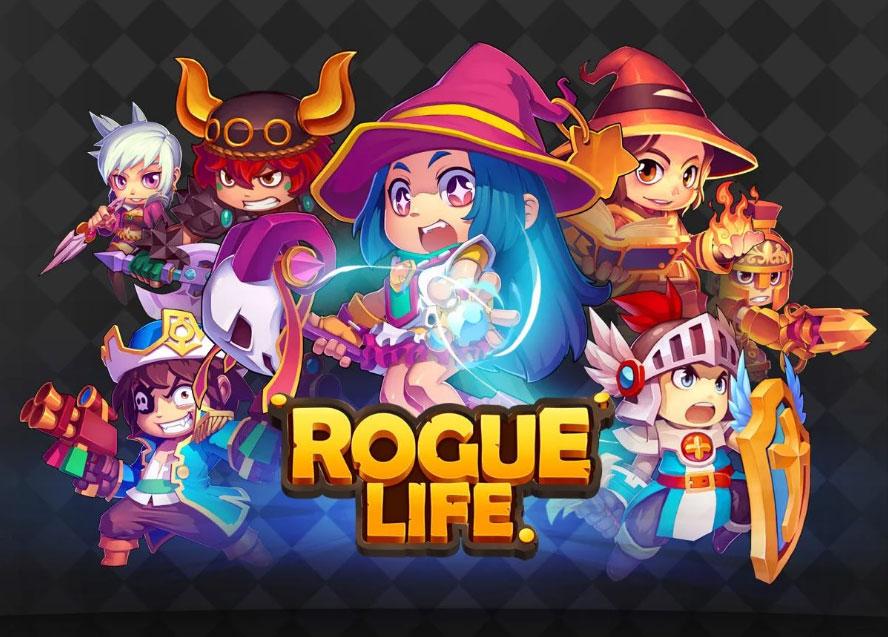Rogue Life จอมโจรตะลุยดันเจี้ยน