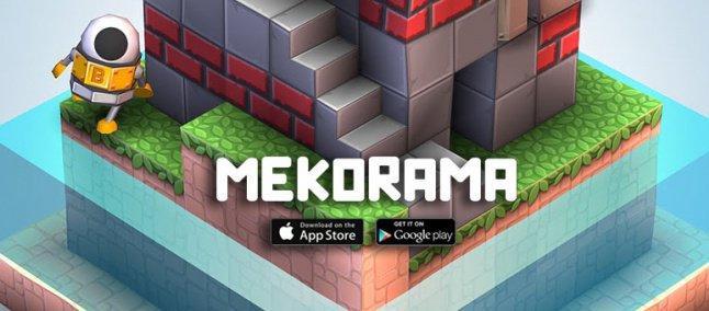 Mekorama เจ้าหุ่นกระป๋องหลงทาง