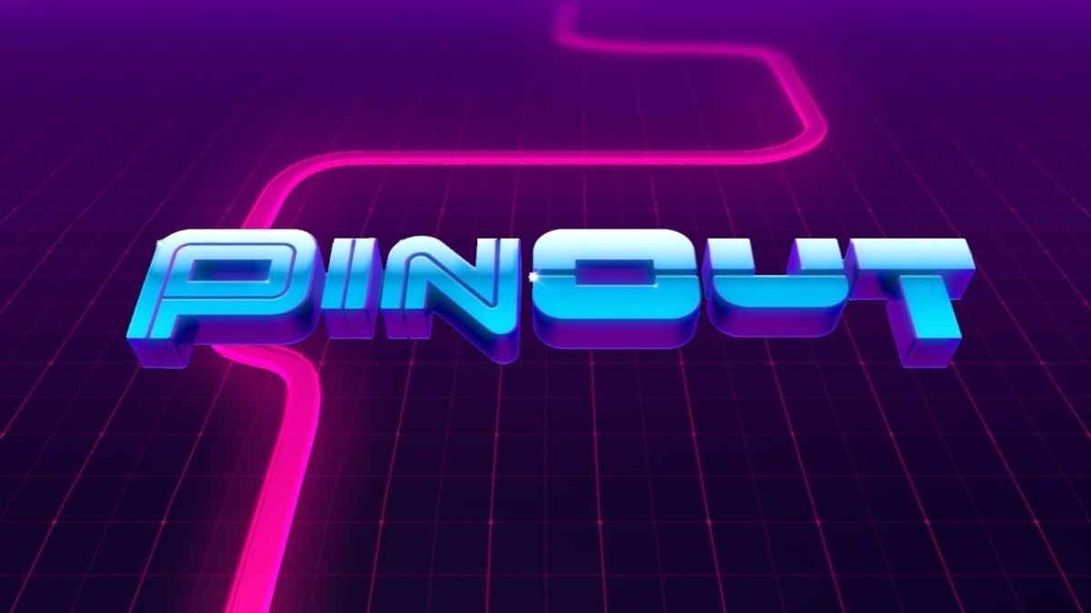 PinOut – มาเล่นพินบอลแบบใหม่กันเถอะ!!