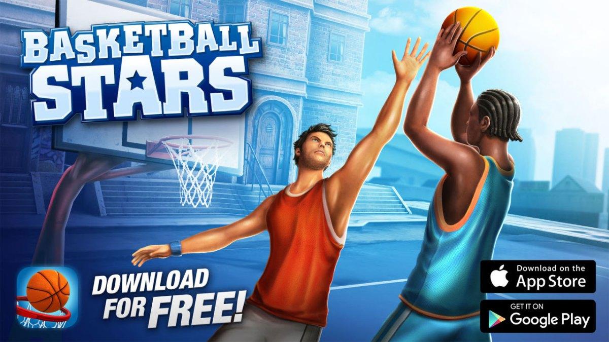 ซุปเปอร์สตาร์นักยัดห่วง Basketball Stars