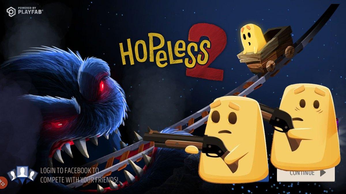 ได้เวลาหนีออกจากถ้ำ Hopeless 2: Cave Escape