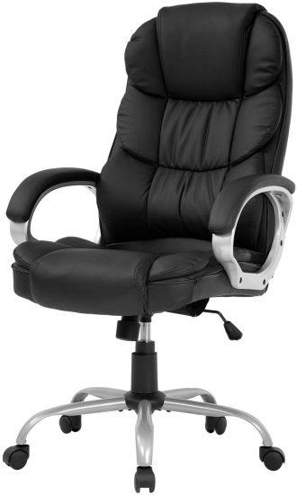 FDW High-Back Adjustable Ergonomic Desk Chair