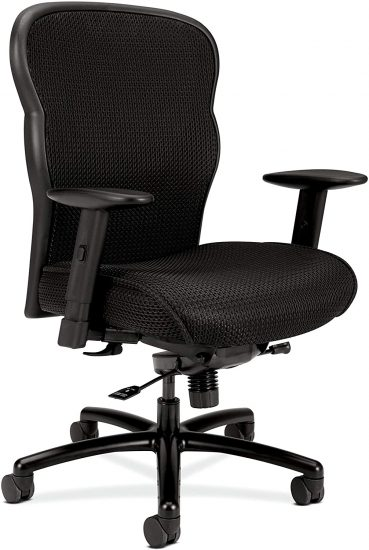 The HON Company HON Wave Big and Tall Executive Mesh Office Chair