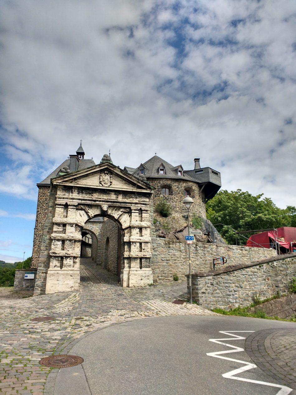 Altena castle Germany