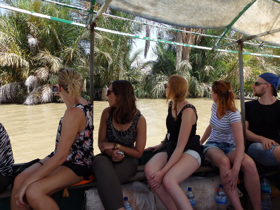 baboon island gambia