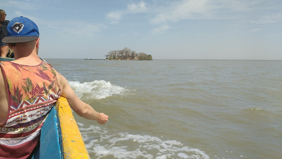 james island gambia