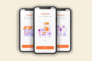 Flutter E-Commerce Complete UI