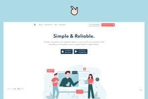 Swipe Free Bootstrap 5 Template