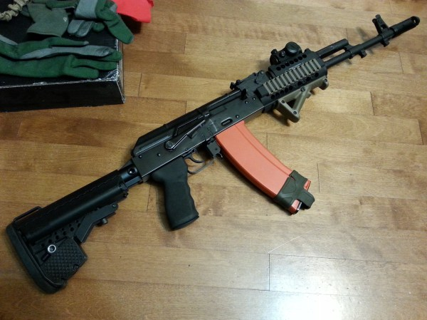 Update #1: GHK AK74 | Overhoppers