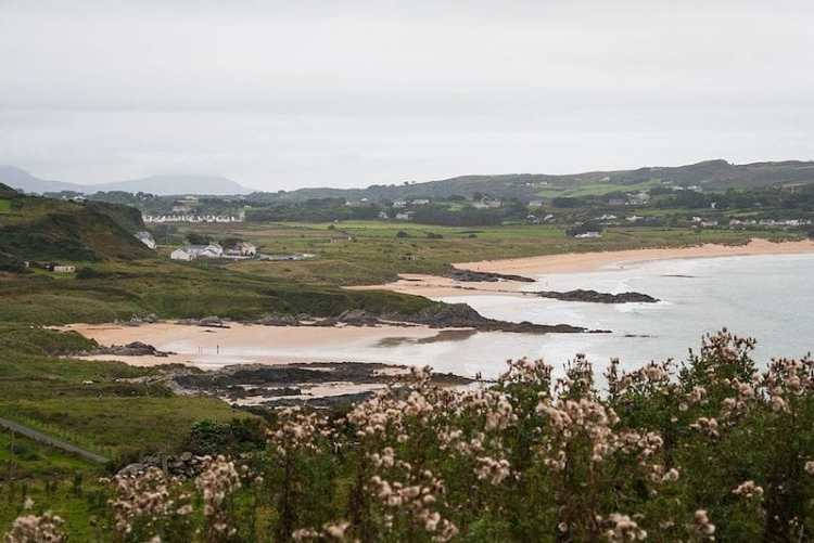 picture of Culdaff Beach ireland