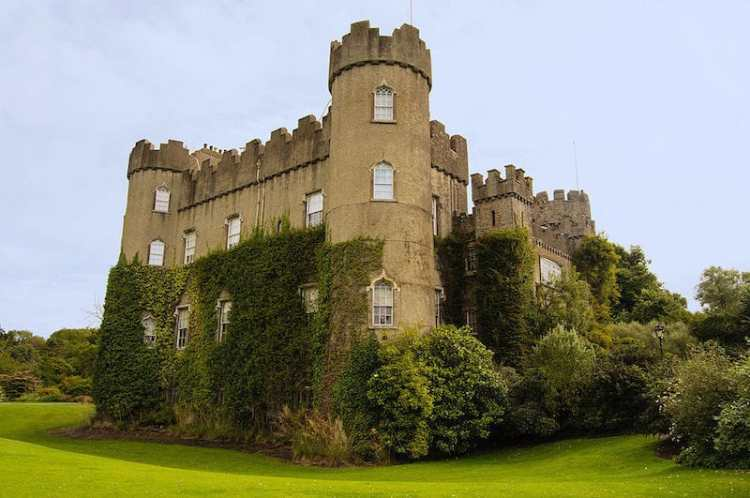 pic of Malahide Castle