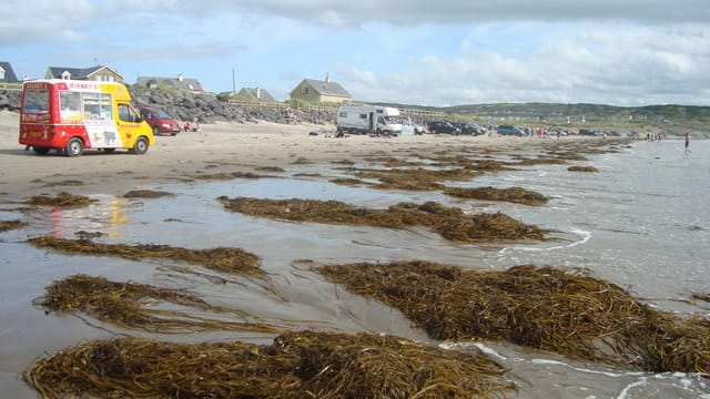 picture of Rossnowlagh Beach ireland