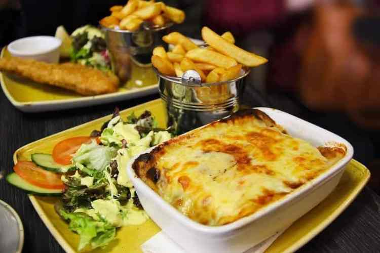 pic of traditional food in ireland