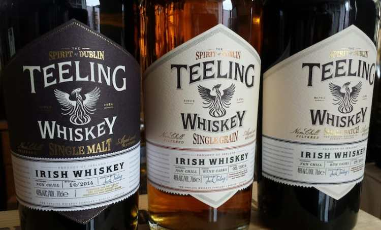pic of Irish Whiskey
