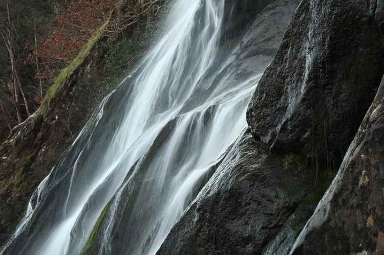 Picture of Powerscourt Waterfall