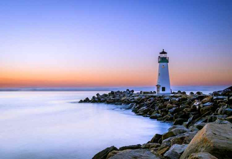 Picture of The Earliest Active Lighthouse Worldwide