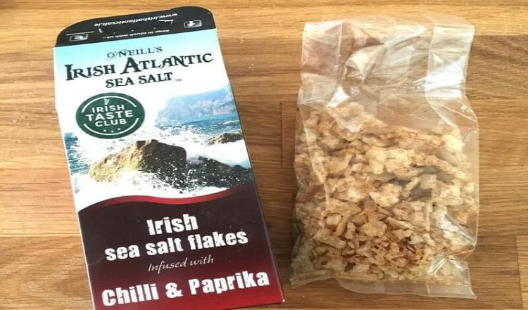 Picture of the Irish Sea Salt