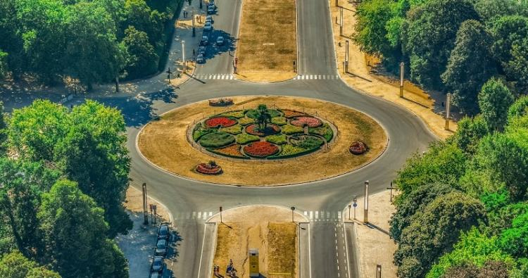 Picture of Roundabouts in ireland