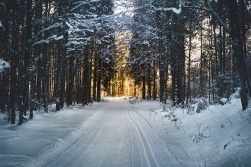 ireland snow