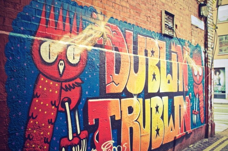 Picture of Dublin street art