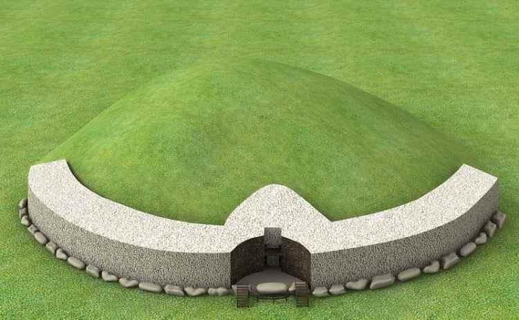 Picture of Newgrange