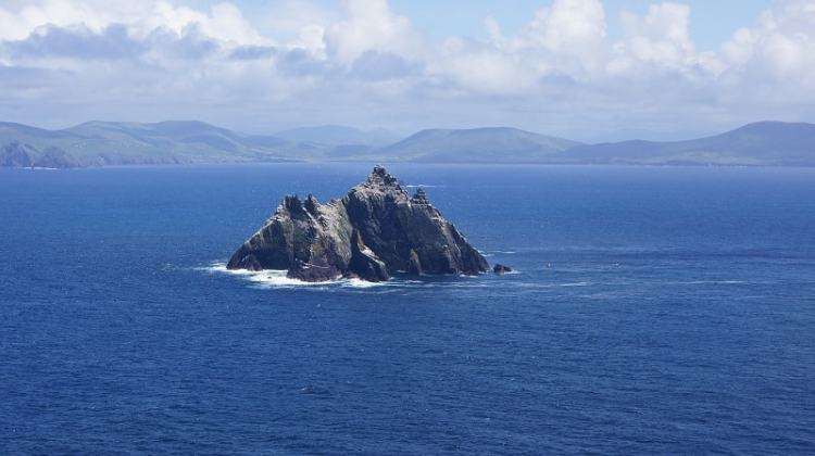 Picture of The Seraphic Skellig Michael