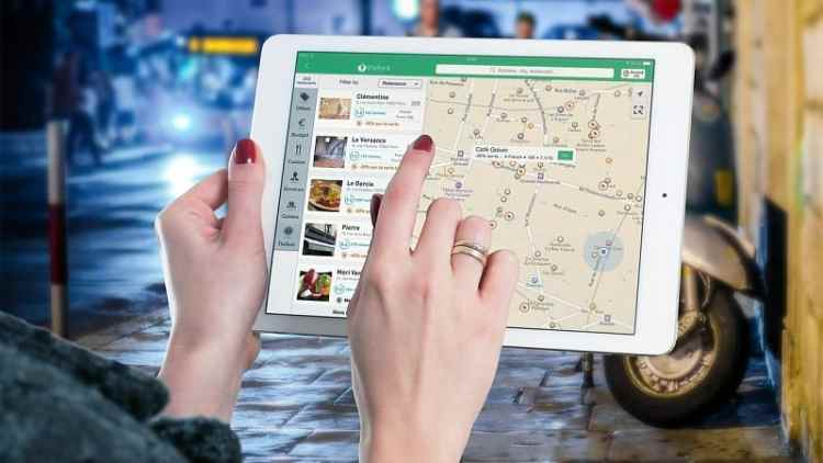 image of Useful Traveling Apps ireland