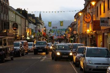 killarney at night