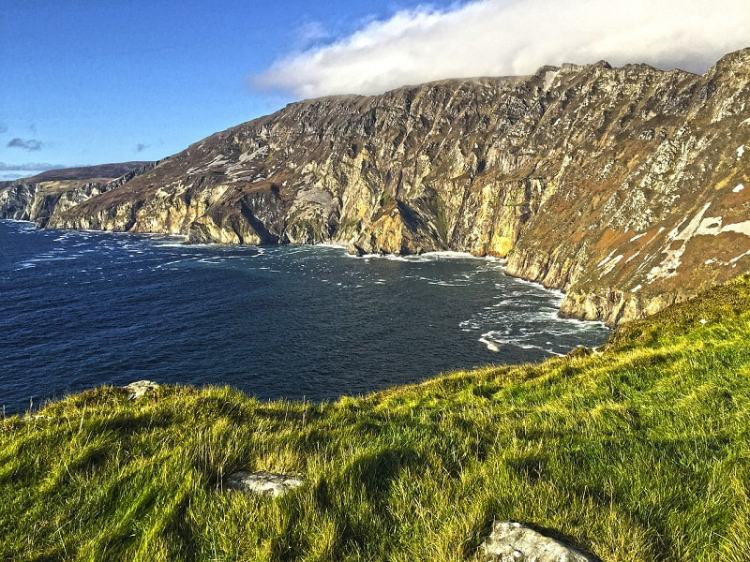 image of Slieve League cliffs
