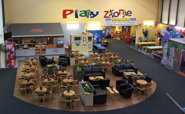 image of Playzone Play Center - Celbridge