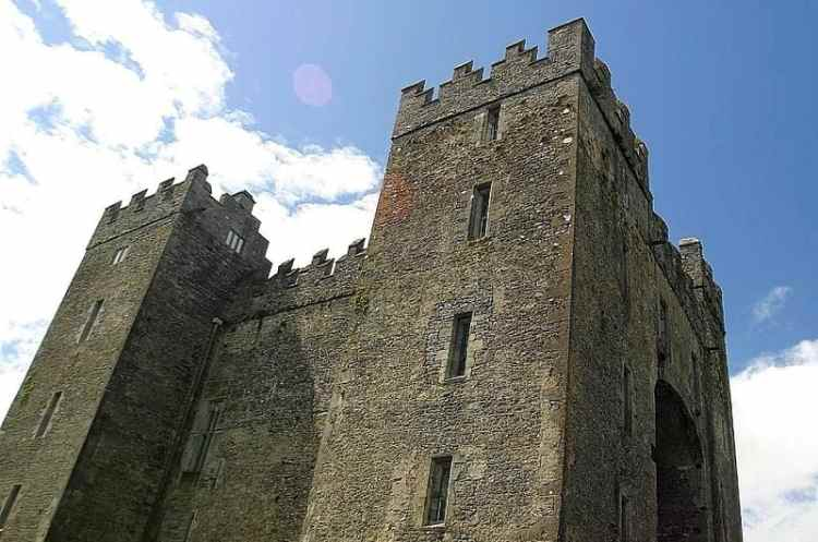 image of Bunratty Castle