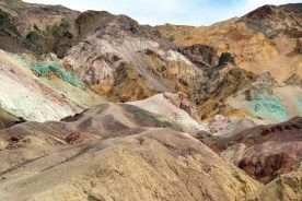 Death Valley - Artist Palette