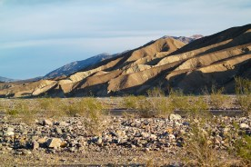 Death Valley - Panamint Range