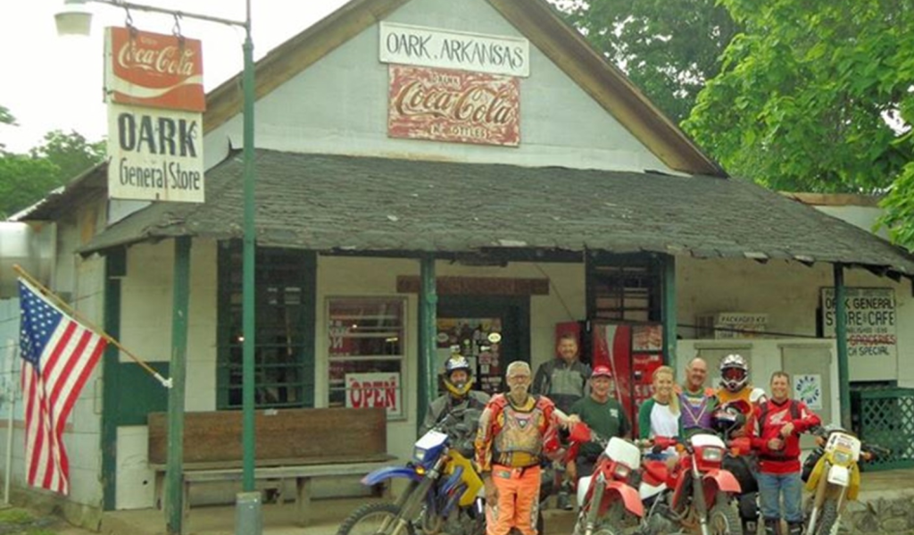 Oark Cafe and General Store