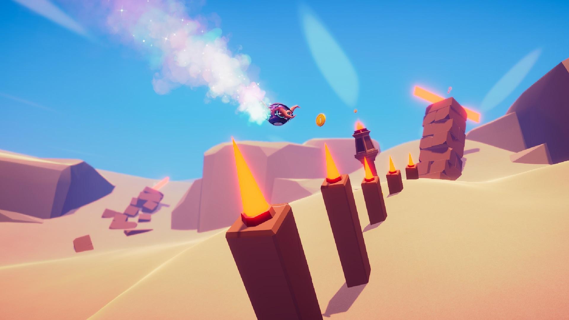 Screenshot from Glyph