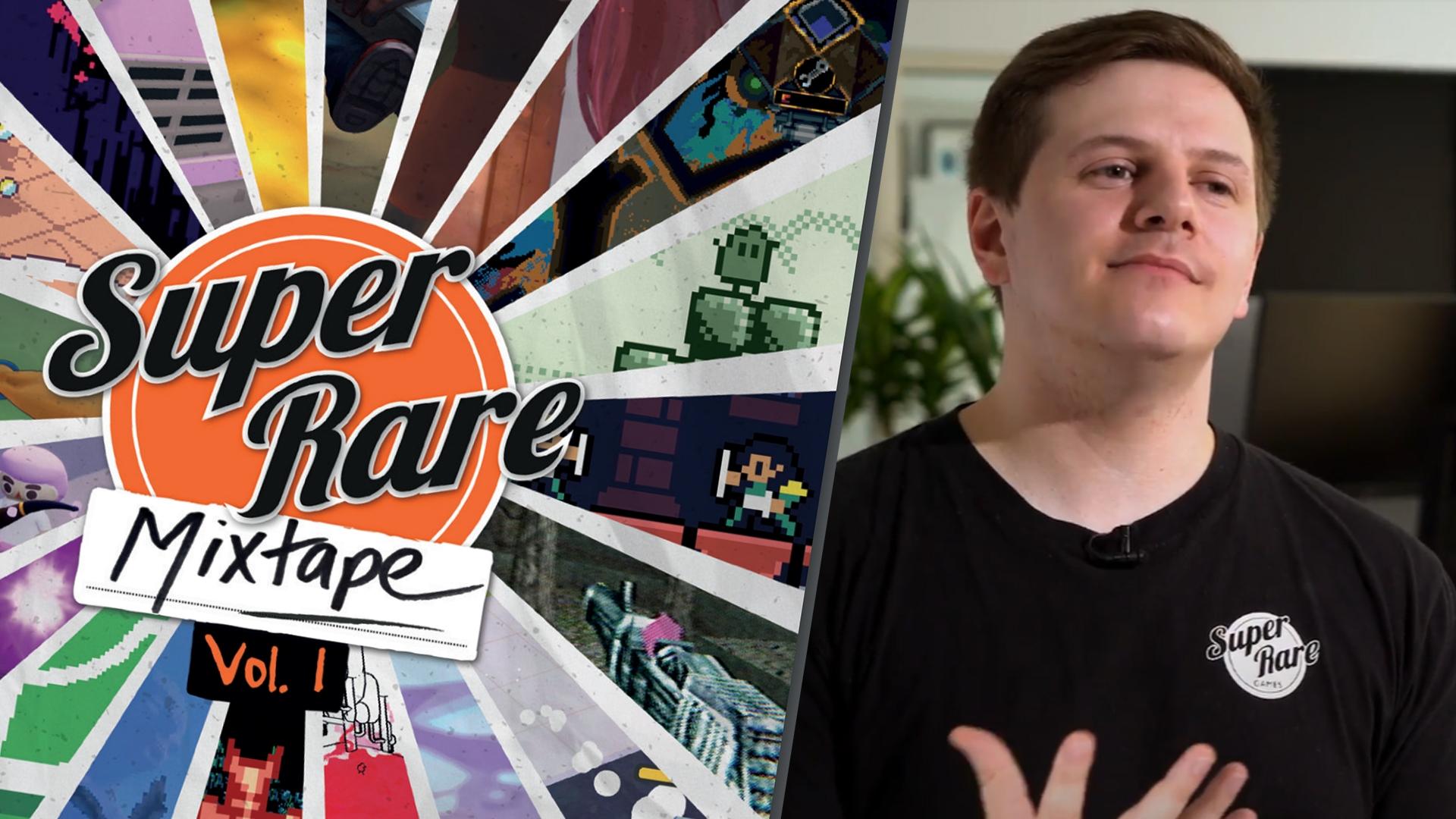 Suepr Rare Mixtape interview. Ryan Brown talks to us about the Super Rare Mixtape.