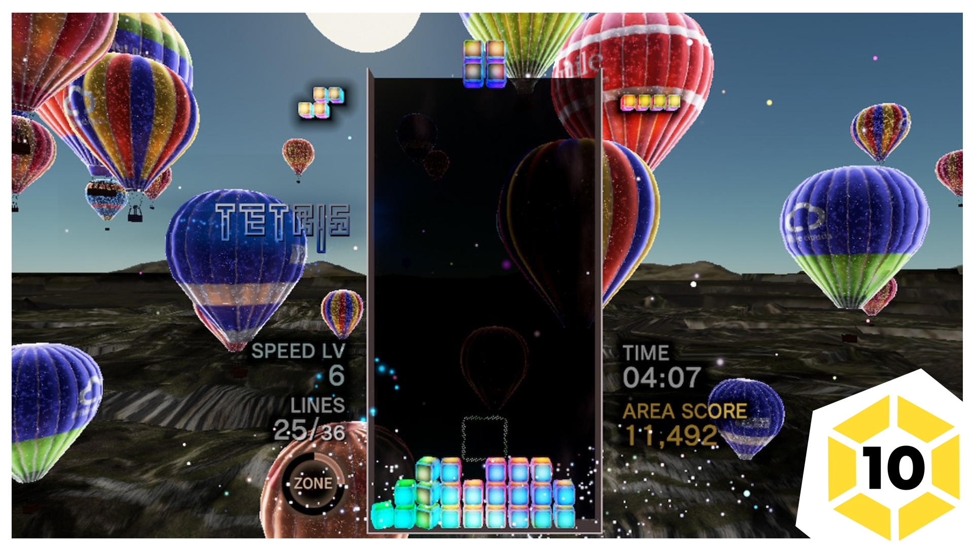 Tetris Effect: Connect Nintendo Switch review