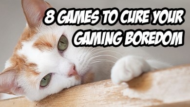 8 Modern Classics to Cure your Gaming Boredom
