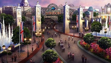 BBC and Paramount Are Building a Theme Park, Here's What We Know So Far
