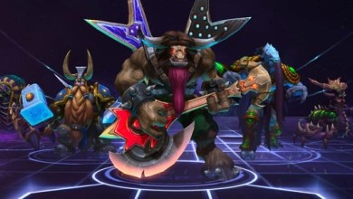 Blizzard's Heroes of the Storm Entering 'Tech Alpha'