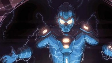 Check Out a Preview of Dark Horse's Blackout #1