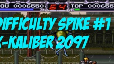 Difficulty Spike: Can I Beat X-Kaliber 2097 on Its Hardest Setting?