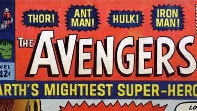 Photo of Funny Books: Avengers Assemble! [Avengers #1]