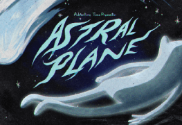 Glob is Dead and Death is Hope in Adventure Time's Astral Plane