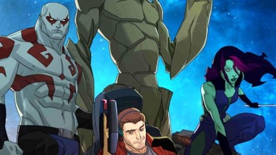 Photo of It's Our First Look at the Guardians of the Galaxy TV Series!