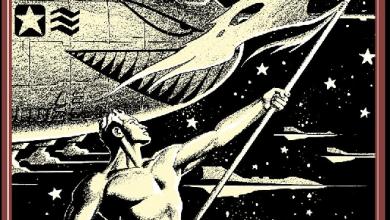 Nazi Demigods in Space--'Twilight' Eviscerates Golden Age Sci-Fi Comics