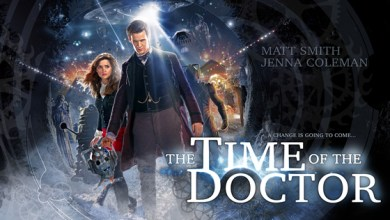Review: The Time of the Doctor