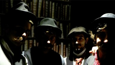 Songs They Send Us: Punchy UK Band Rivertairs Release Creepy Ass Jack the Ripper Song