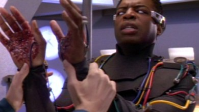 In Which Geordi Saves Murdering Aliens And Not His Mother, The Continuing (Bonkers) Final Season of TNG